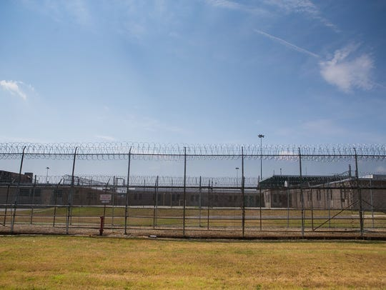 James T. Vaughn Correctional Center in Smyrna.