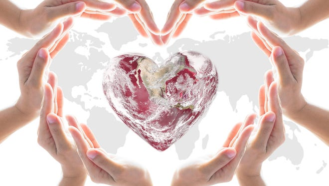 Not only is Feb. 14, Valentine's Day, it's also National Donor Day! Consider giving the most selfless gift this holiday, the gift of life.