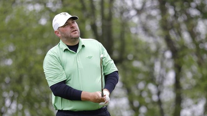 Jason Wombacher, shown during the 2018 Gold Medal Classic, where he finished third, won the individual title Sunday in the 98th men's Lincoln Highway Tournament, a team and individual event that is the oldest of its kind in the country.