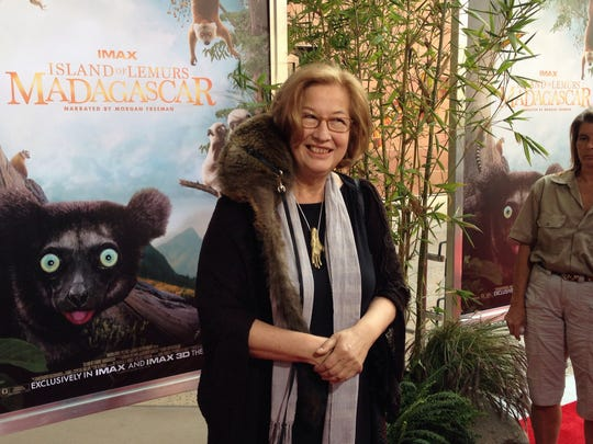 Patricia Wright, winner of the 2014 Indianapolis Prize, protects lemurs — the world's most endangered mammal — and their habitat in Madagascar.