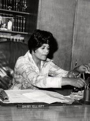 Former state representative and civil rights activist