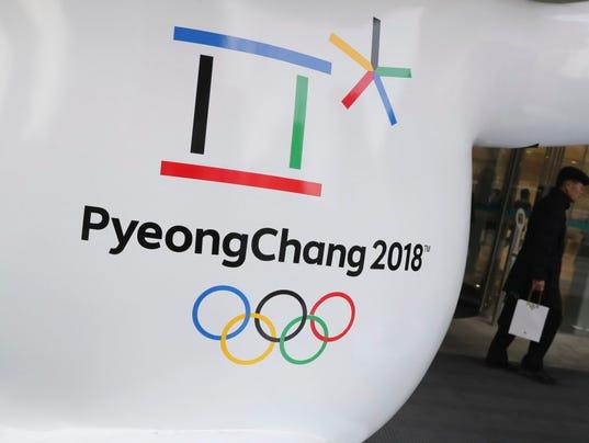 AP NORTH KOREA LET THE GAMES BEGIN I KOR