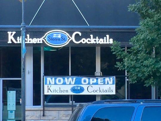 New_Sierra St Kitchen & Cocktails