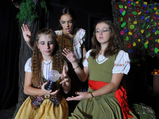 """Babes in Toyland"" starts Friday at The Main Street Theatre."