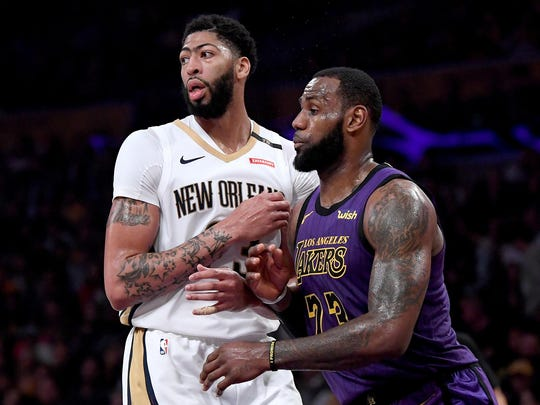According to multiple reports, the Lakers and Pelicans have agreed to a deal that will send guard Anthony Davis to Los Angeles.