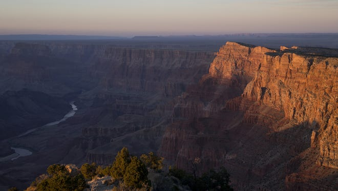 Water restrictions were lifted at the Grand Canyon National Park in time for the Fourth of July holiday weekend.