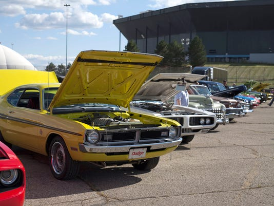 Thousands Hit Silverdome For Roadkill Nights Car Fest