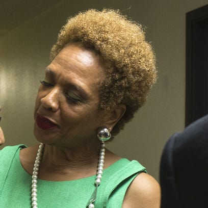 Ann Hart is president of the Maricopa County NAACP.