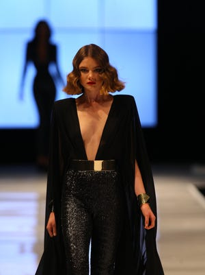 Scenes at the 2016 Fashion Week El Paseo on April 5, 2016.