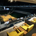 For $70K, get best seats in Pacers' house