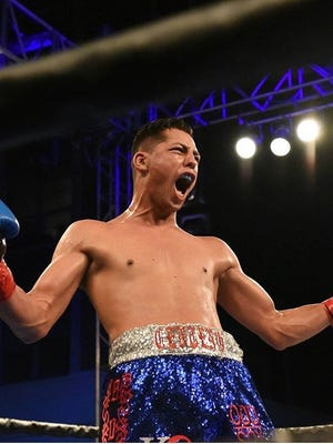 Oxnard's Hugo Centeno will fight for a interim world title on March 3 in Brooklyn.