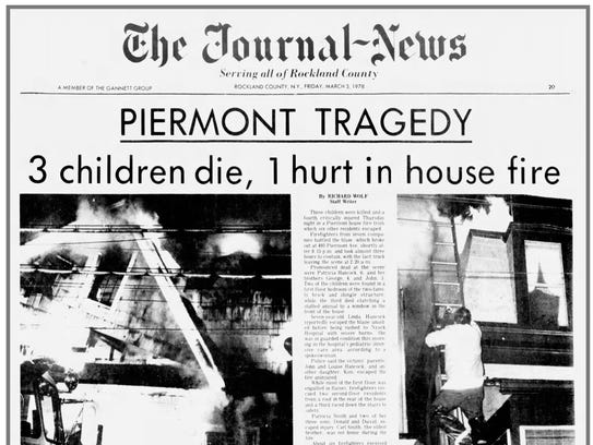 The front page of the Friday, March 3, 1978, Journal