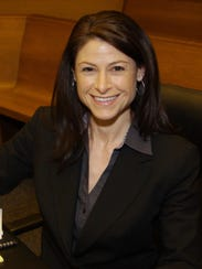 Dana Nessel, a candidate for attorney general in the