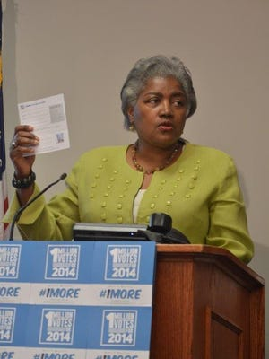 Donna Brazile, a Democratic strategist and Louisiana native, said the party is ramping up its get-out-the-vote efforts, including focusing on Louisiana.