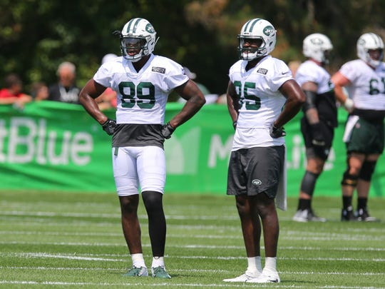 Jets position battle updates: Who's in the lead entering preseason play?