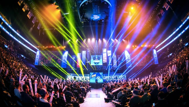 AT&T is getting into mobile video game competitions, partnering with eSports company ESL as its official telecommunications and mobile gaming partner of ESL North America,