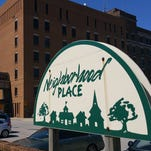 The Neighborhood Place location at Urban Government Center, 810 Barrett Ave., is one of eight sites