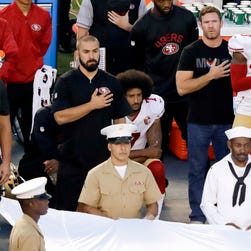 Honoring fallen on Memorial Day means honoring right to protest