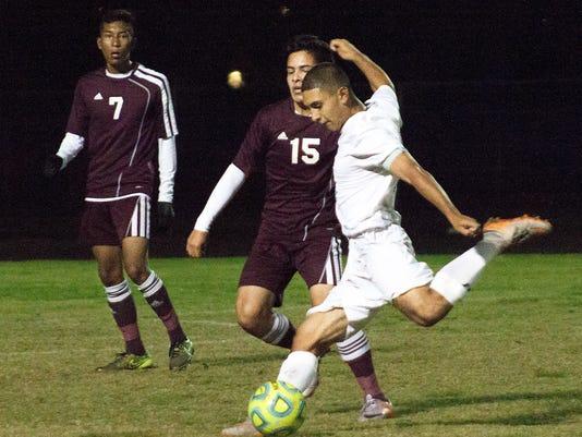 Gadsden vs Las Cruces-Soccer