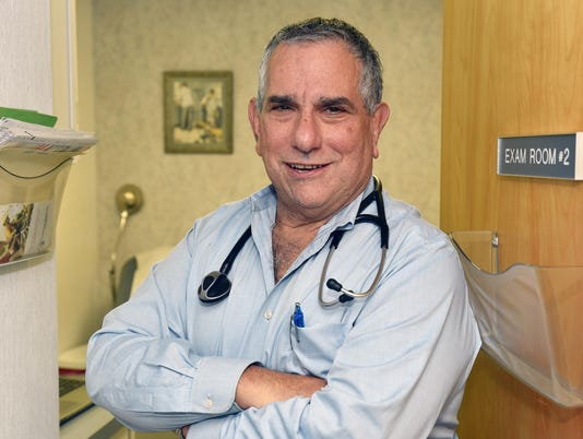 Doctor Jack Shields Physician of the Year