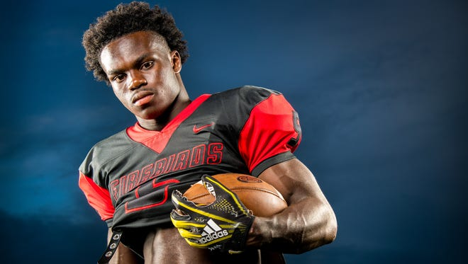 Pearl-Cohn wide receiver is No. 8 on this year's Tennessean Dandy Dozen.