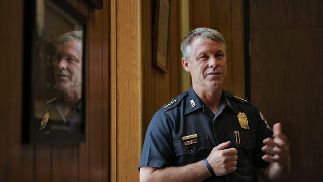 Worcester Police Chief Steven Sargent