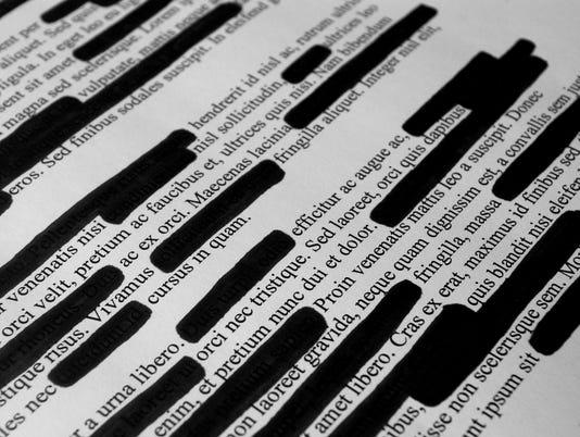 Lorem ipsum text that has been redacted