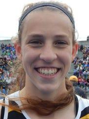 Anna Hostetler, Mid-Prairie (Wellman)