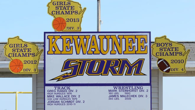 The Kewaunee School District changed its logo and mascot from Indians to Storm in 2010. A measure supported by the Green Bay School Board encourages legislation that would require all schools to retire Native American mascots.