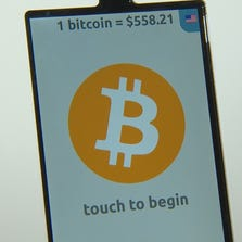 A Bitcoin ATM has quietly popped up in Dallas' Uptown neighborhood.