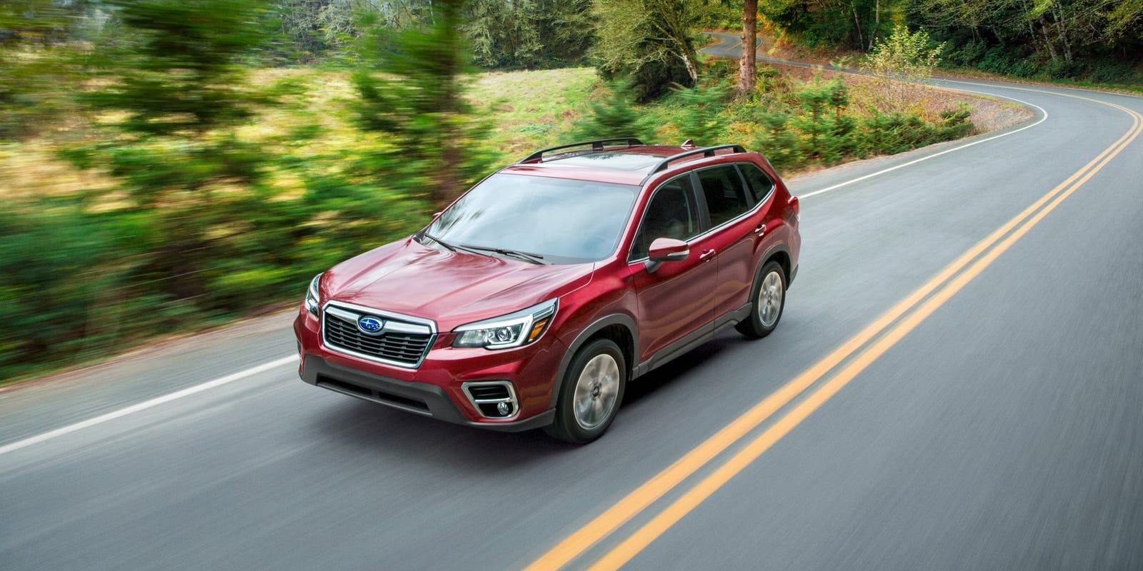 2020 Subaru Forester Turbo, STI, Hybrid >> Subaru Forester Crosstrek Production Halted For Potential