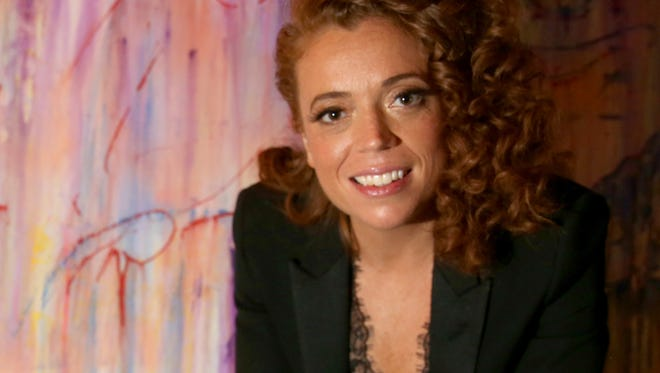 "Comedian Michelle Wolf attends the Celebration After the White House Correspondents' Dinner hosted by Netflix's ""The Break with Michelle Wolf"" on April 28, 2018, in Washington, D.C."