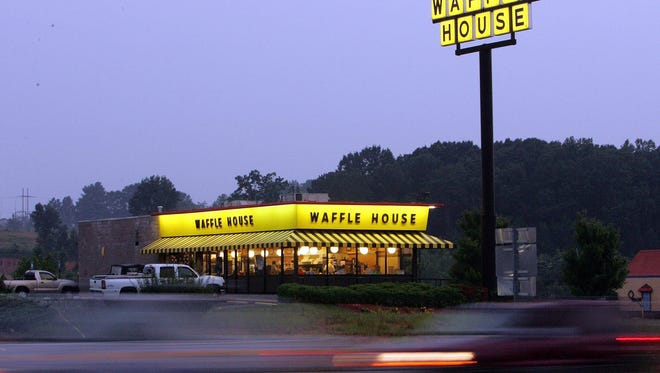 Waffle House is an icon on main thoroughfares and off Interstates across the U.S.
