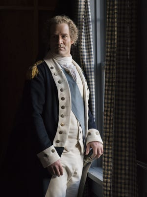 "Ian Kahn on George Washington: ""He was a human being, flesh and blood and vulnerabilities and we get to explore that on our show and I'm grateful for that. """