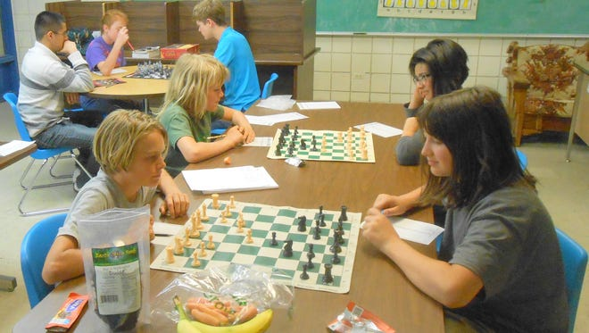 A chess camp was held at Silver High School and went for three days.