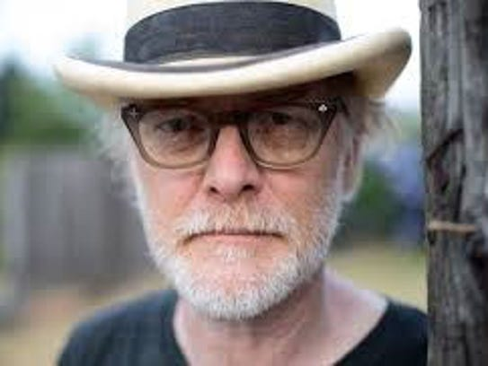 Musician Mike Coykendall will accompany Tim Sproul
