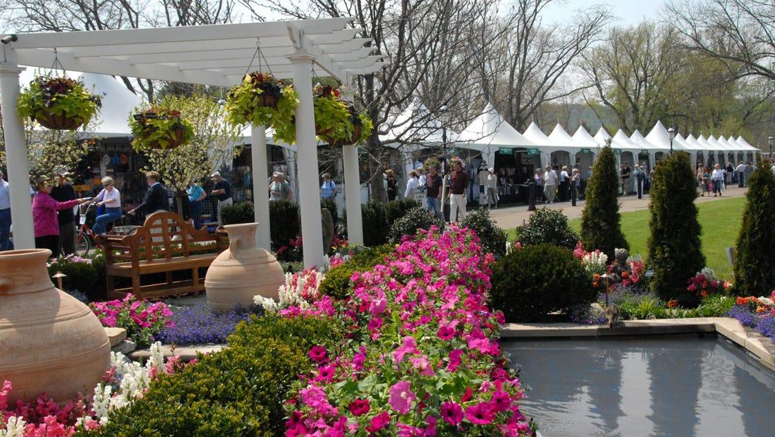 Cincinnati Flower Show To Return In April