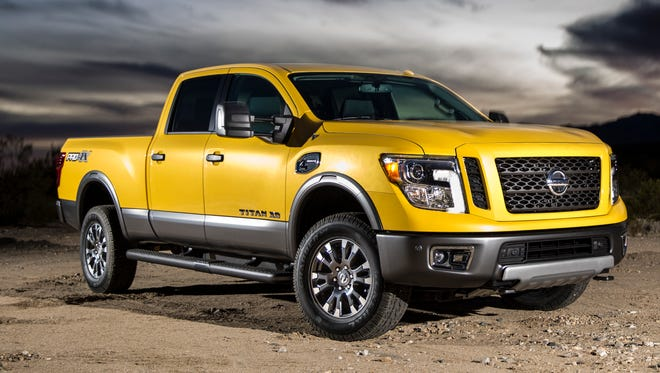 The 2016 Nissan Titan XD is going to get a longer warranty