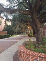 FSU Legacy Walkway