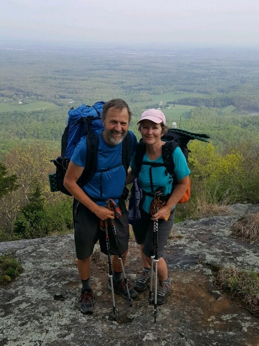 Darryl and Kim Patton