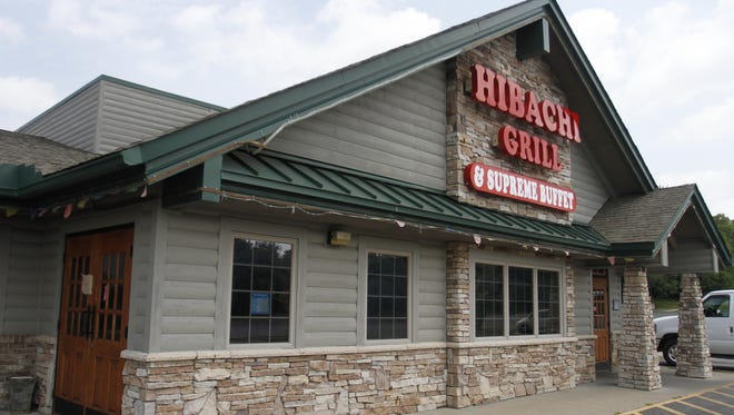 Hibachi Grill & Supreme Buffet in north Springfield has reopened.