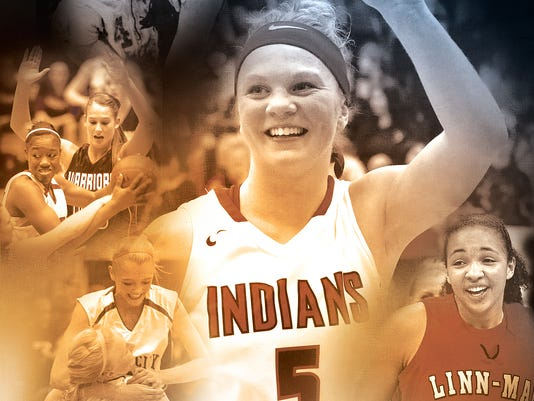 Register's list of 50 best Iowa high school girls' basketball stars