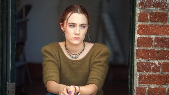Saoirse Ronan plays a Sacramento teenager itching for