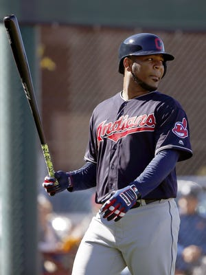 Edwin Encarnacion signed a three-year, $60 million deal with the Indians.