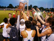 Harrison Wins Boys Sectional Track and Field