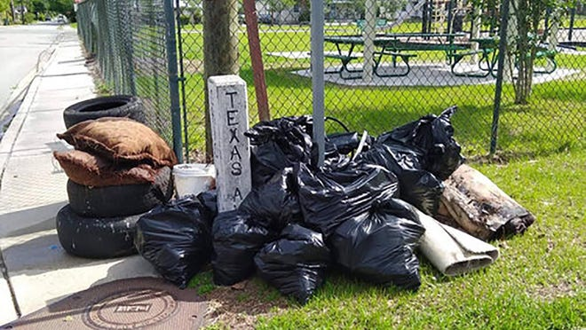 Great Savannah Cleanup, tire recycling will be Oct. 24.