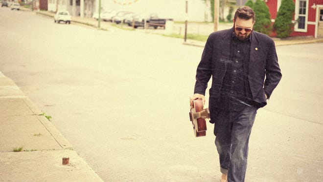 Andrew Adkins plays at Southgate House Revival on Saturday.
