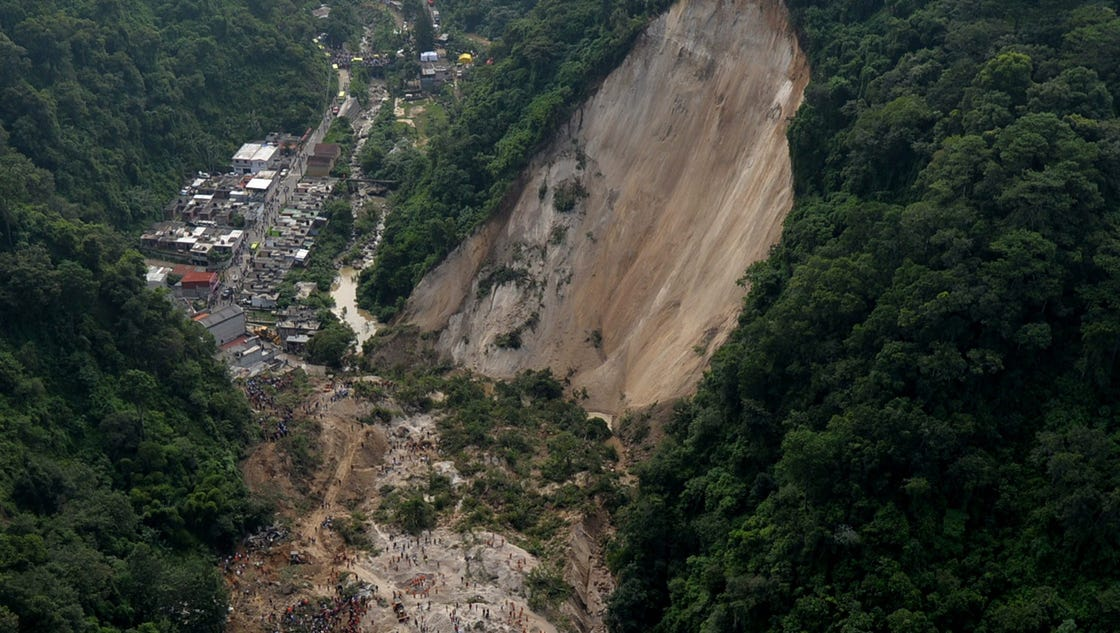 guatemala landslide kills 30 hundreds missing