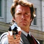 Clint Eastwood favored a Smith & Wesson .44 Magnum in 1971's Dirty Harry.