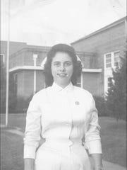 When Betty Reedy entered nursing school, the student